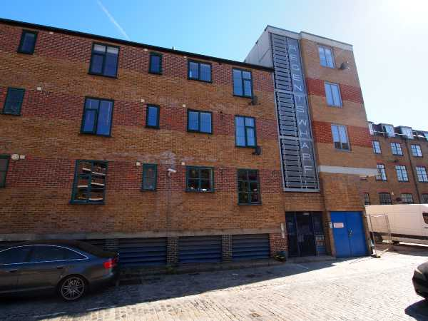 Property for sale in Wharf Place, Hackney, E2  | 1492084514Entrance.jpg